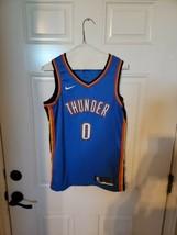 Nike Oklahoma City Thunder Russell Westbrook Swingman Jersey Size S - $34.60