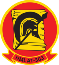 USMC HMLAT-303 Atlas Sticker 4'' - $9.89
