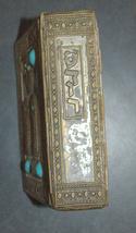 Lot of 3 Bible Siddur Hebrew Metal Binding Vintage Prayer Book Judaica Israel image 8
