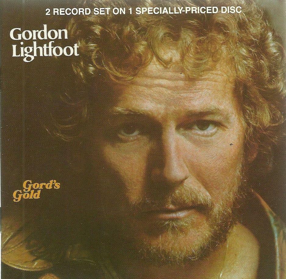 Gordon Lightfoot CD Gords Gold