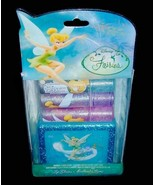 Disney Tinkerbell Flip Box Lip Gloss Trio Set B... - $4.99