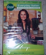 Everyday Italian With Chef Giada De Laurentiis - Celebrate Italian 3 DVD... - $17.99