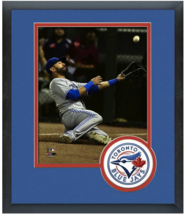 Jose Bautista 2015 Toronto Blue Jays -  11 x 14 Team Matted/Framed Photo - $43.55