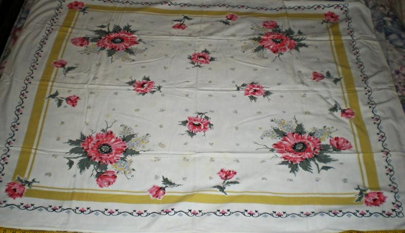 Tablecloth (41 X 42)