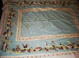 Tablecloth - 52 X 41 Linen Tablecloth  image 1