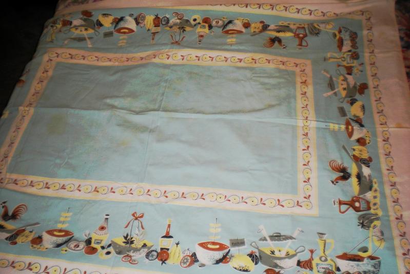 Tablecloth - 52 X 41 Linen Tablecloth  image 2