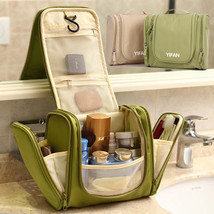 New Travel Toiletry Wash Cosmetic Bag Makeup Storage Case Hanging Groomi... - £9.53 GBP