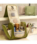 New Travel Toiletry Wash Cosmetic Bag Makeup Storage Case Hanging Groomi... - $262,82 MXN