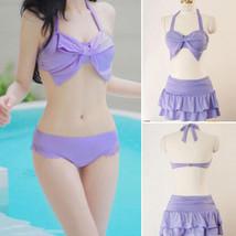 For Sexy Women's Bikini Push-up Padded Bra Swimsuit Bathing Suit Swimwea... - $15.14