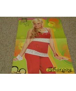 Ashley Tisdale teen magazine poster clipping Sharpay Disney Channel - $6.00