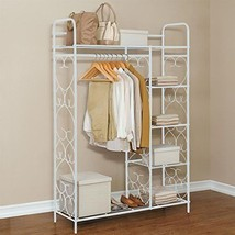 Closet Organizer Hanging 5 -Tier Rod Rack Cloth... - $123.72