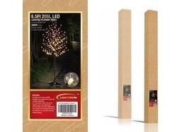 Holiday Season Christmas Lightshare 6' 208L LED... - $107.88
