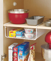 Under Cabinet Wrap Organizer Kitchen Storage Pa... - $15.97