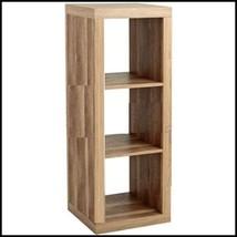 Rustic Organizer Cube Multiple Versatile Storage Square Bookcase - $55.41