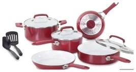 Pure Living Nonstick Ceramic Coating 10 PCs Coo... - $98.97