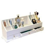 Cosmetic Bathroom Storage Make-up Organizer Box Case - $73.23
