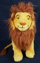 "Vintage Lion King 16"" Adult Simba  Disney Applause Stuffed Plush Animal - $29.69"