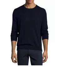 Vince Featherweight Crewneck Sweater, Coastal Blue Neiman Marcus Size XL - $200.00