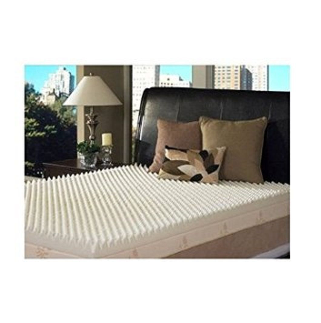 Memory Foam Mattress Topper Highloft Supreme 4 Inch Mattress Pad Beds Bedding Mattress Pads