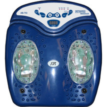 Infrared Light Blood Flow Circulation Electric Foot Massager With Remote - $97.98