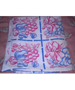 Tablecloth - (43 X 48) Linen - $20.00