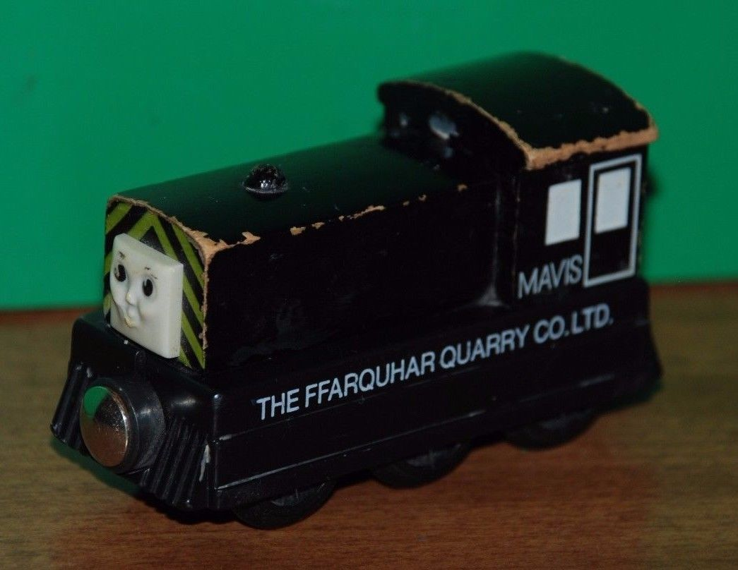 Thomas And Friends Wooden Railway Mavis And Similar Items