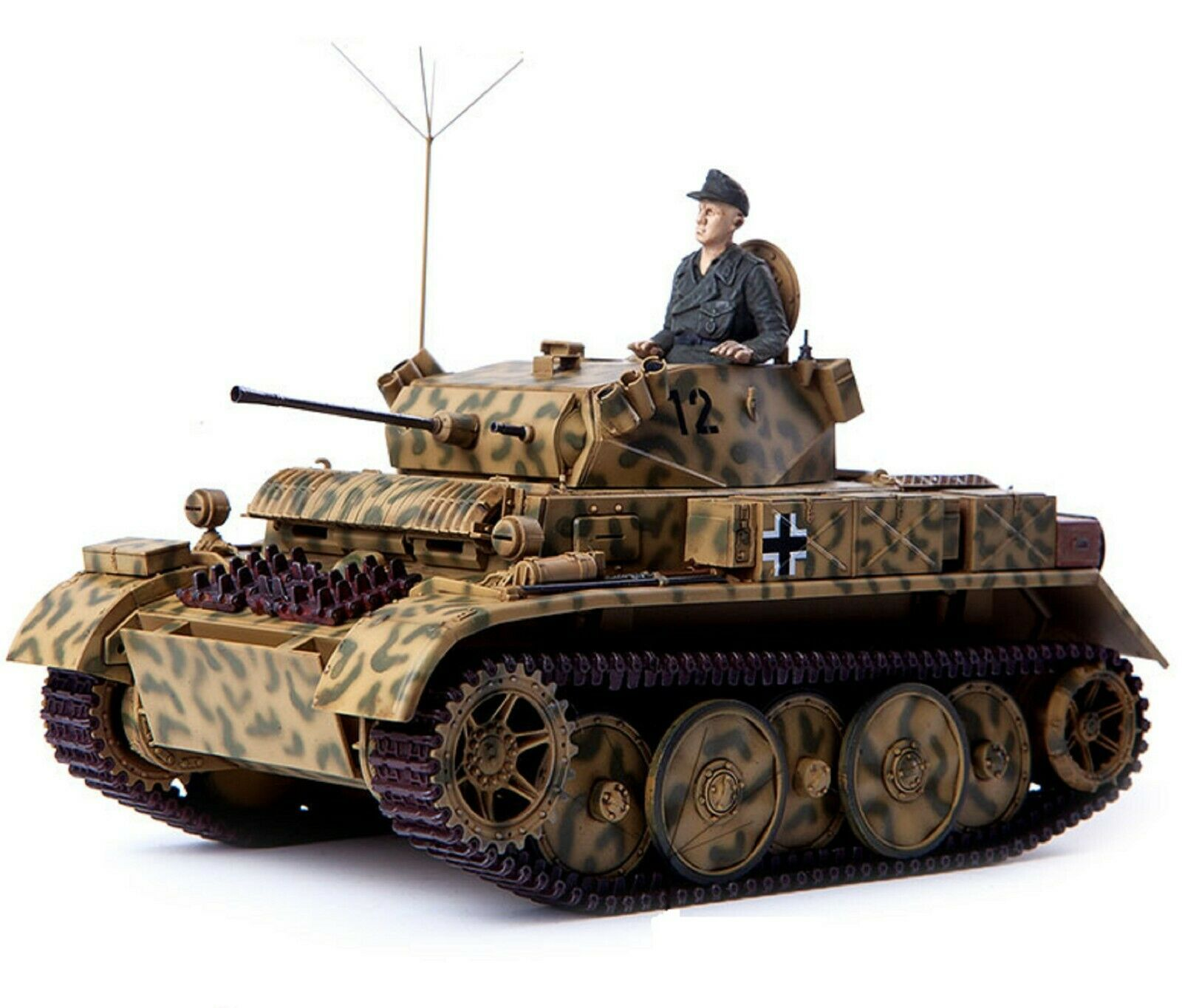 Academy 13526 Pz.Kpfw.II Luchs Ausf.L 1:35 Plamodel