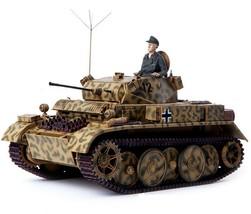Academy 13526 Pz.Kpfw.II Luchs Ausf.L 1:35 Plamodel Plastic Hobby Model Tank Kit