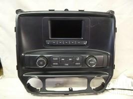 16 17 18 Chevrolet Silverado Display Screen 23243933 WLR22 - $69.30