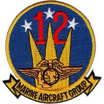 USMC MAG-12 Aircraft Group Twelve Patch NEW!!! - $1,000.00