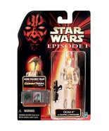 Star Wars Episode 1 OOM-9 (Comm tech) action figure - $7.99
