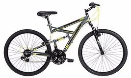 Mens Dual Suspension Mountain Bike Cycling Bicycles Sports - $139.56