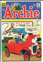 Archie #164 1966-MLJ/Archie-Tiger in your tank cover-VG - $18.92