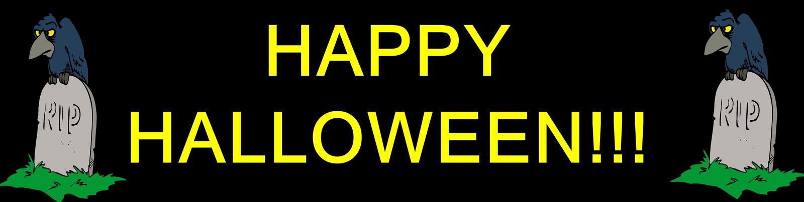 Halloween banner2
