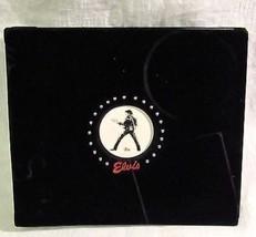EPE Joe Petruccio Elvis Velvet Fabric Hard-Cover Empty Photo Album/Record Holder