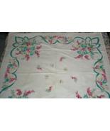 Tablecloth (54 x51) Linen Tablecloth  - $17.95