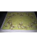 Tablecloth (64 x 52) Linen  - $17.95