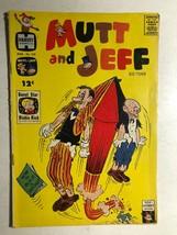 Mutt And Jeff #128 (1962) Harvey Comics Vg+ - $9.89