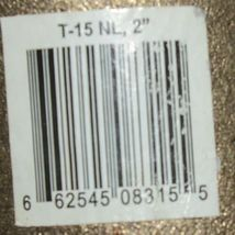 Legend Valve Two Inch Bronze Y Strainer Female NPT Ends Lead Free 105-508NL image 5