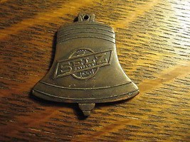 Morris Selz - Vintage Early 1900's Copper Liberty Bell Chicago Scholarsh... - $24.74