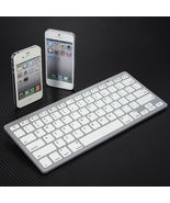 Bluetooth 3.0 Wireless Keyboard for Apple iPad-1 1 2 3 4 Mac Computer PC... - $29.99