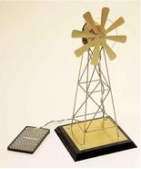 Solar Fantasies® Demonstrators-Golden Windmill  - $32.50