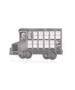 Pewter School Bus Photo Frame Grades K-12 - $14.97