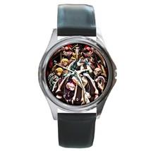 Overlord Manga Anime Leather Watch Wristwatch - $12.00