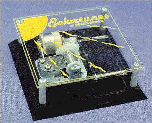Primary image for Solar Fantasies® Demonstrators-Solar Tunes Music Box