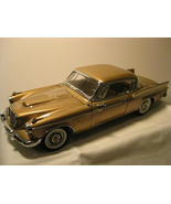 1957 Studebaker Golden Hawk DANBURY MINT DIECAST - $125.00