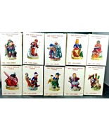 LOT OF 10 1992 Children Of The World Figurines - $34.64