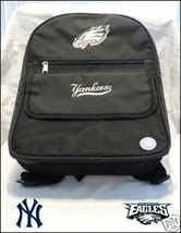 NEW YORK YANKEES AND EAGLES SMALL GAME BAG NEW RARE - $17.19