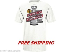 CHICAGO BLACKHAWKS HOCKEY OFFICIAL LOCKER ROOM MENS SHIRT FREE SHIPPING ... - €18,04 EUR