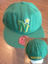 Minnesota North Stars Mens Vintage NHL Hockey Wool Cap Hat NEW! Fitted R... - €20,10 EUR